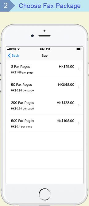 FAX852 - Fax Machine for Hong Kong